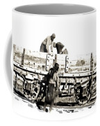 Loading The Cart Coffee Mug