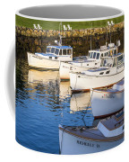 Lobster Boats - Perkins Cove -maine Coffee Mug