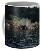 Lobster Pots And Old Stage Coffee Mug