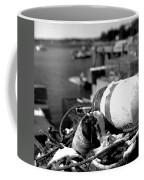Lobster Traps 07 Coffee Mug