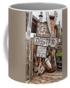 Lobster's Here Coffee Mug