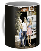 Local Country Store Pinup Coffee Mug