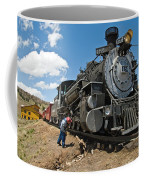 Locomotive Engineer Coffee Mug