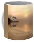 Loch Ard Sunrise Coffee Mug by Maria Gaellman
