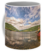 Loch Fyne Digital Painting Coffee Mug
