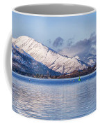 Loch Lomond Panorama Coffee Mug by Antony McAulay