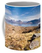 Loch Torridon From Bealach Na Gaoithe Coffee Mug