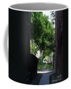 Locke Chinatown Series - Alley With Trees - 5 Coffee Mug