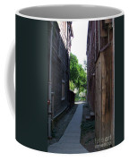 Locke Chinatown Series -  Alleyway With Trees - 4 Coffee Mug