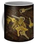Locksmith - Rejected Keys Coffee Mug
