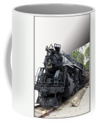 Locomotive 639 Type 2 8 2 Out Of Bounds Coffee Mug