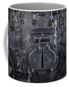Locomotive 886 Steam Boiler Firebox Coffee Mug