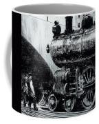 Locomotive Coffee Mug