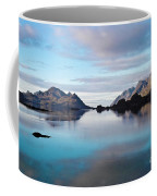 Lofoten Islands Water World Coffee Mug