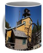 Log Flume Ride Disneyland Coffee Mug