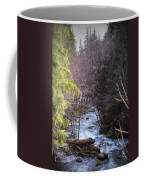 Log Jam Coffee Mug