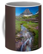Logan Pass Creek Coffee Mug