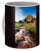 Logan Pass Coffee Mug