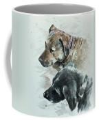 Loki And Pandora Coffee Mug