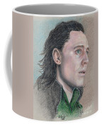 Loki From The Avengers Coffee Mug