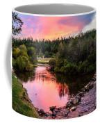 Lolo Hot Springs Creek Coffee Mug