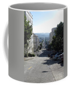 Lombard Street. San Francisco 2010 Coffee Mug