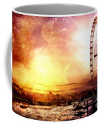 London - London Eye Coffee Mug