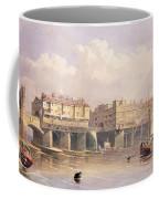 London Bridge, 1835 Coffee Mug