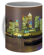 London Docklands Coffee Mug by Dawn OConnor