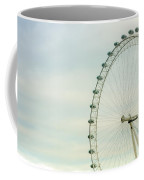London Eye Closeup Coffee Mug