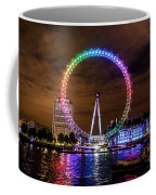 London Eye Pride Coffee Mug