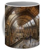 London Natural History Museum Coffee Mug