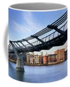Millennium Bridge London 1 Coffee Mug