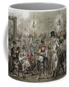 London: Slum, 1821 Coffee Mug