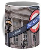 London Underground 1 Coffee Mug