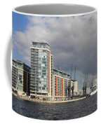 London Victoria Dock Coffee Mug