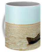 Lone Canoe Coffee Mug