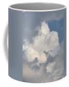 Lone Cloud Coffee Mug