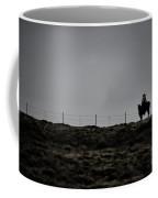 Lone Cowboy Coffee Mug