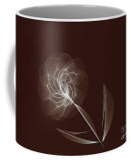 Lone Flower Coffee Mug