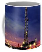 Lone Giant With Blue Sky Coffee Mug