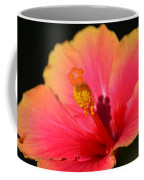 Lone Hibiscus Coffee Mug