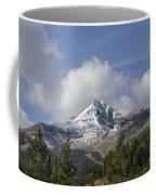 Lone Mountain Peak Coffee Mug