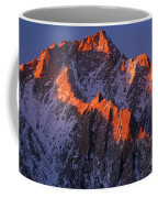 Lone Pine Peak - February Coffee Mug