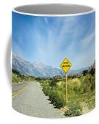 Lone Pine Coffee Mug
