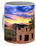 Lone Star Sunset Coffee Mug