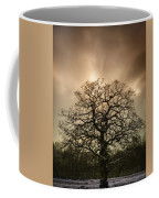 Lone Tree Coffee Mug by Amanda Elwell