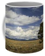 Lone Tree In The Grand Teton National Park Coffee Mug