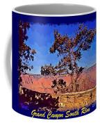 Lone Tree South Rim Poster Coffee Mug