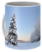 Lone Winter Spruce - Alaska Coffee Mug